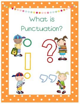 Teaching Punctuation