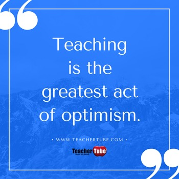 Teaching Quote for Teachers