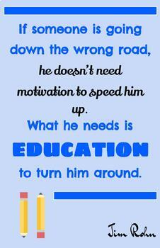 Teaching Quotes: Wrong Road 2.0
