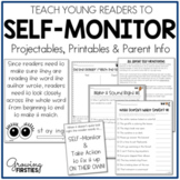 Reading Strategies - Self-Monitoring to Look Right Sound Right Make Sense