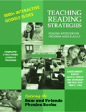Teaching Reading Strategies (Reading Intervention)