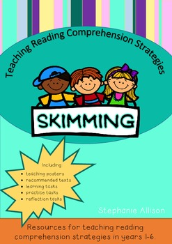 Teaching Reading Strategies - Skimming