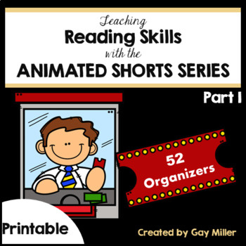Teaching Reading and Writing Skills with Animated Short Films [Printable]