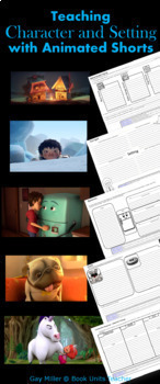 Teaching Reading & Writing with Animated Short Films | Animated Shorts Pt 1