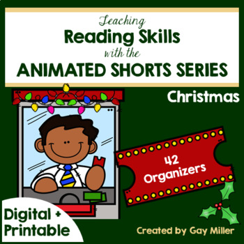 Teaching Reading and Writing Skills with Animated Shorts Digital Christmas