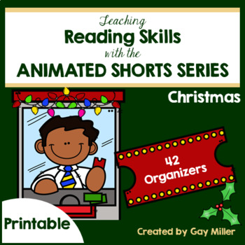 Teaching Reading and Writing Skills with Animated Shorts Christmas
