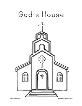 Teaching Religion - supplemental pages for religion lessons