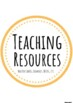 Terrific Teaching Resources - Binder Covers