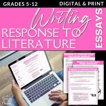literary analysis essay prompts