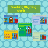 Teaching Rhyming Words Using A Nursery Rhyme