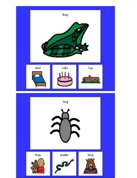 Teaching Rhyming Words to Students with Special Needs