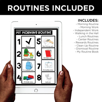 Teaching Routines in Special Education