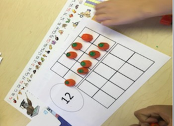 Teaching SUMS to 20 and 10 and SOME-MORE!