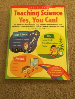 Teaching Science Yes, You Can!