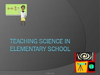 Teaching Science in the Elementary Grades