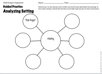 Teaching Setting in Texts