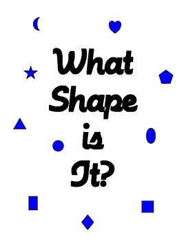 Teaching Shapes with Magic House Cards - 24 cards - Great Center