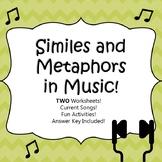 Teaching Simile and Metaphor Through Music!