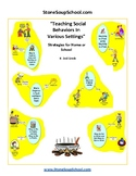 Teaching Social Behaviors - Visual Aids for Learning Challenged