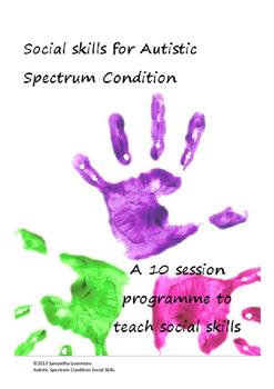 Teaching Social Skills for Autistic Spectrum