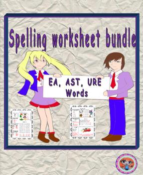 Teaching Spellings Bundle