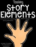 Teaching Story Elements: DIGITAL VERSION FOR DISTANCE LEAR