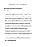 Teaching Strategies - Annotated Bibliography