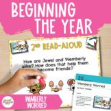 20 Wemberly Worried- Book Card Creative Curriculum Teaching Strategies Gold
