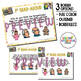 Teaching Strategies Gold- 13 The Gingerbread Man Book Discussion Card Supplement