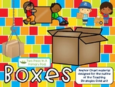 Teaching Strategies Gold Boxes Anchor Charts