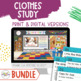 Teaching Strategies Gold - COMPLETE CLOTHES STUDY - BUNDLE!