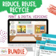 Teaching Strategies Gold - COMPLETE RECYCLE STUDY - BUNDLE!