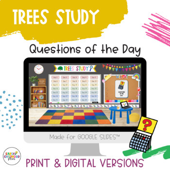 Teaching Strategies Gold - COMPLETE TREES STUDY - BUNDLE!