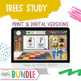 Creative Curriculum TREES STUDY - BUNDLE Teaching Strategies Gold