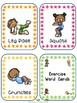 Teaching Strategies Gold Exercise Word Cards