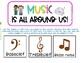 Teaching Strategies Gold Music Making Anchor Chart