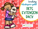 Creative Curriculum Teaching Strategies Gold Pets Extension Pack