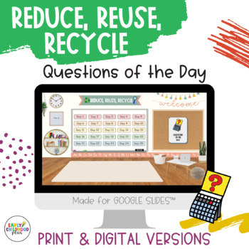 Teaching Strategies Gold RECYCLE Study- Questions of the Day
