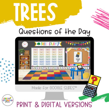 Teaching Strategies Gold - TREES Study - Questions of the Day