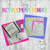 Teaching Strategies Gold (TSG) Assessment Binder