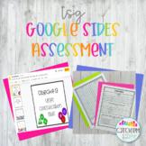Teaching Strategies Gold (TSG) Assessment Google Slides