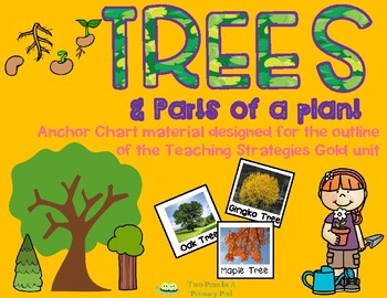 Teaching Strategies Gold Trees Anchor Chart