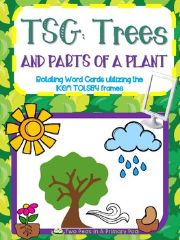 Teaching Strategies Gold Trees Word Cards
