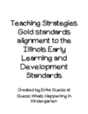 Teaching Strategies Gold alignment to the IELDS
