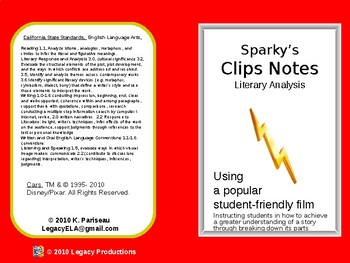 Teaching Students About Resources_Sparky's Film Clips Notes
