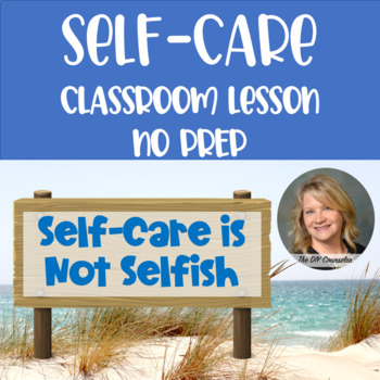 Teaching Students About Self Care NO PREP