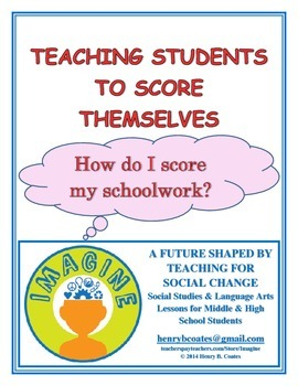 Teaching Students How to Score Themselves