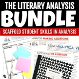 Teaching Students to Analyze Text: The Bundle
