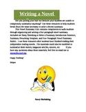 Teaching Students to Write a Novel Summary