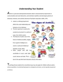 Special Education: Teaching Students with Autism (for new